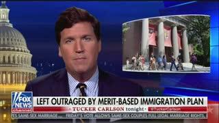 Tucker Carlson slams Rep. Ilhan Omar