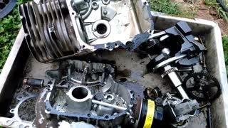 Diagnosing Briggs & Stratton Intek engine failure.