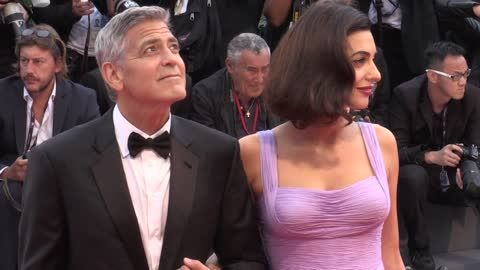 George Clooney was thrown 20ft in the air during crash