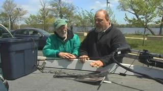 Delaware River Striper Fishing