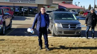 Alberta residents protest jailing of pastor who defied lockdowns