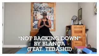 "KATz Body Blast ""NOT BACKING DOWN"" by Blanca (feat. Tedashii)"