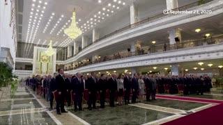 U.S. drawing up sanctions on Belarus officials