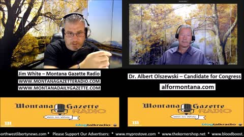 Dr. Al Olszewski Gives His View on Mask Mandates
