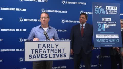 Early Treatment Saves Lives: Micha Siegel