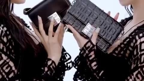 fashion house's new representative 4G handbag collection.
