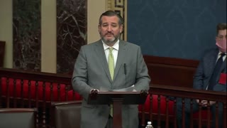 Ted Cruz Has BRUTAL Message For China