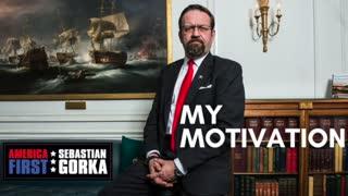 My Motivation. Sebastian Gorka with Don Kroah