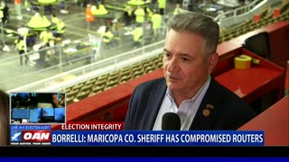 Borrelli: Maricopa Co. sheriff has compromised routers