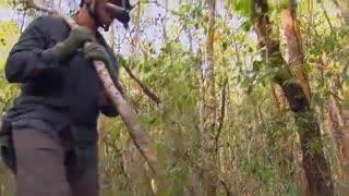 Man, Woman, Wild: Hunting for Wild Boar