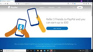 How To Make Money With The PayPal Referral Program