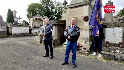 Hommage à Pierre Lespinasse - Toulouse -10 octobre 2021