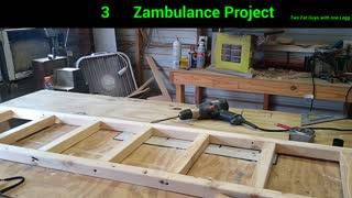 Zombulance Conversion ZARCC part 3