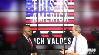 Gordon Chang on This Is America with Rich Valdes   77 WABC
