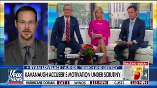 NEW Video Raises Major Questions About Kavanaugh Accuser's Testimony and Motivation