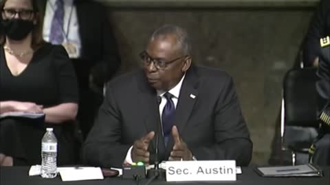 Lloyd Austin: there are Americans that are still in Afghanistan