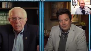 Bernie Sanders predicts the future