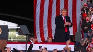 President Trump MAKE America GREAT Again...