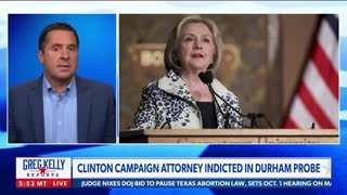 Hillary '16 lawyer indicted on lying to FBI: Rep. Devin Nunes reacts
