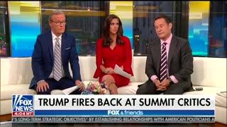Fox & Friends explains what Trump got wrong