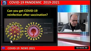 COVID 19 REINFECTION AFTER COVID INFECTION OR VACCINATION