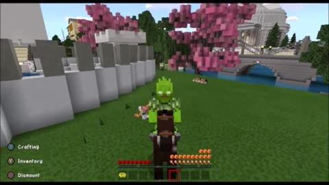 Minecraft. Pee Wees Big Adventure... (Cowboy Edtion)
