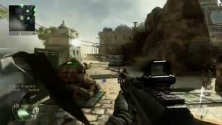 Call of Duty Black Ops II GC 2012 Yemen Deathmatch Gameplay