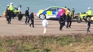 Jersey Police Making Choreographed TikTok Videos - Same Tyrants Beating You Down For Same