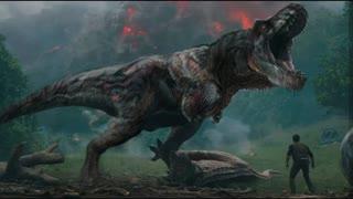 tyrannosaurus rex sound effect