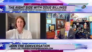 New Sidney Powell Interview with Doug Billings with The Right Side