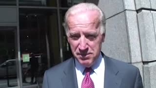 Joe Biden on election fraud