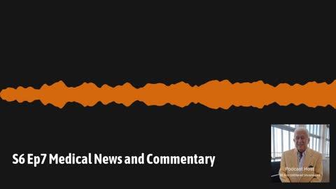 Podcast on medical news