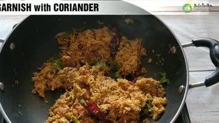 Keto Cauliflower rice recipe Indian