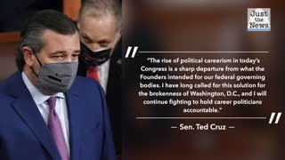 Texas GOP Sen. Cruz makes another attempt to impose term limits on members of Congress