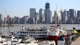 Liberty Island New York