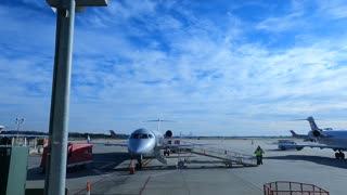 Airport Time Lapse