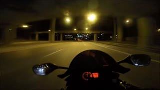 Night ghost rider