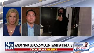 Journalist brutally beaten by Antifa moments after returning to streets