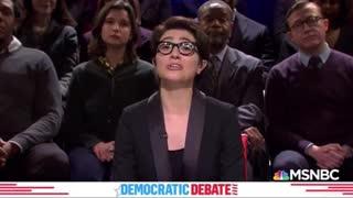 SNL Finally Funny Again: Makes Savage Video Of Democrats Debate