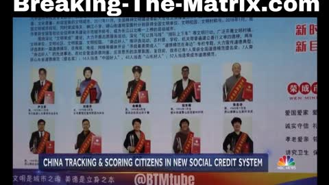 The SOCIAL CREDIT SYSTEM coming to the WHOLE WORLD!
