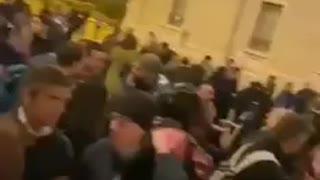 Fake news sulla manifestazione di Trieste