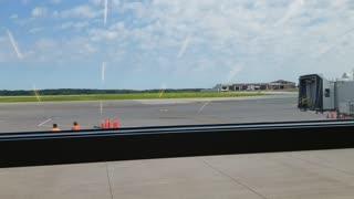 USAF fighter jets taking off
