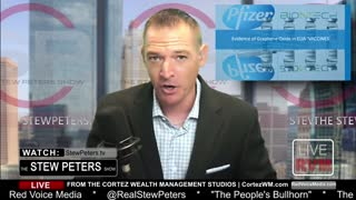 Former Pfizer Employee Confirms Poison in COVID 'Vaccine' on the Stew Peters Show