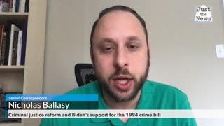 Booker says Biden vs. Trump's record on criminal justice reform 'not even debatable'