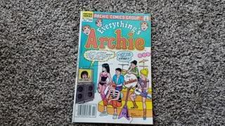 Everything's Archie No. 120 comic book 1985 Archie Comics