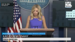 White House Press Secretary addresses Twitter Fact Checking the President