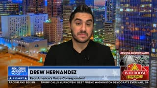 Drew Hernandez Says Potential Election Audit Coming to Nevada