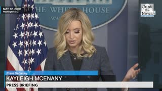 Press Secretary Kayleigh McEnany on Washington Post double standard