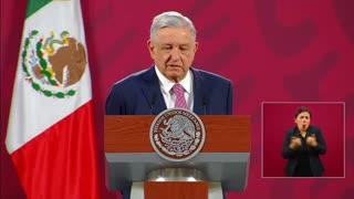 """Presidente de México rechaza ser un """"vendepatrias"""" por visitar a Donald Trump"""