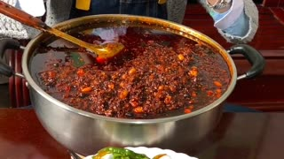 Chinese food rougamo, would you like it